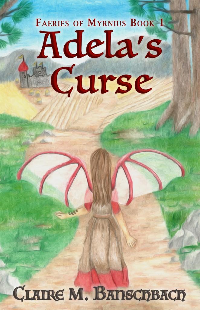 Adelas Curse cover